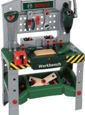 Bosch Kinderwerkbank im Praxis-Test