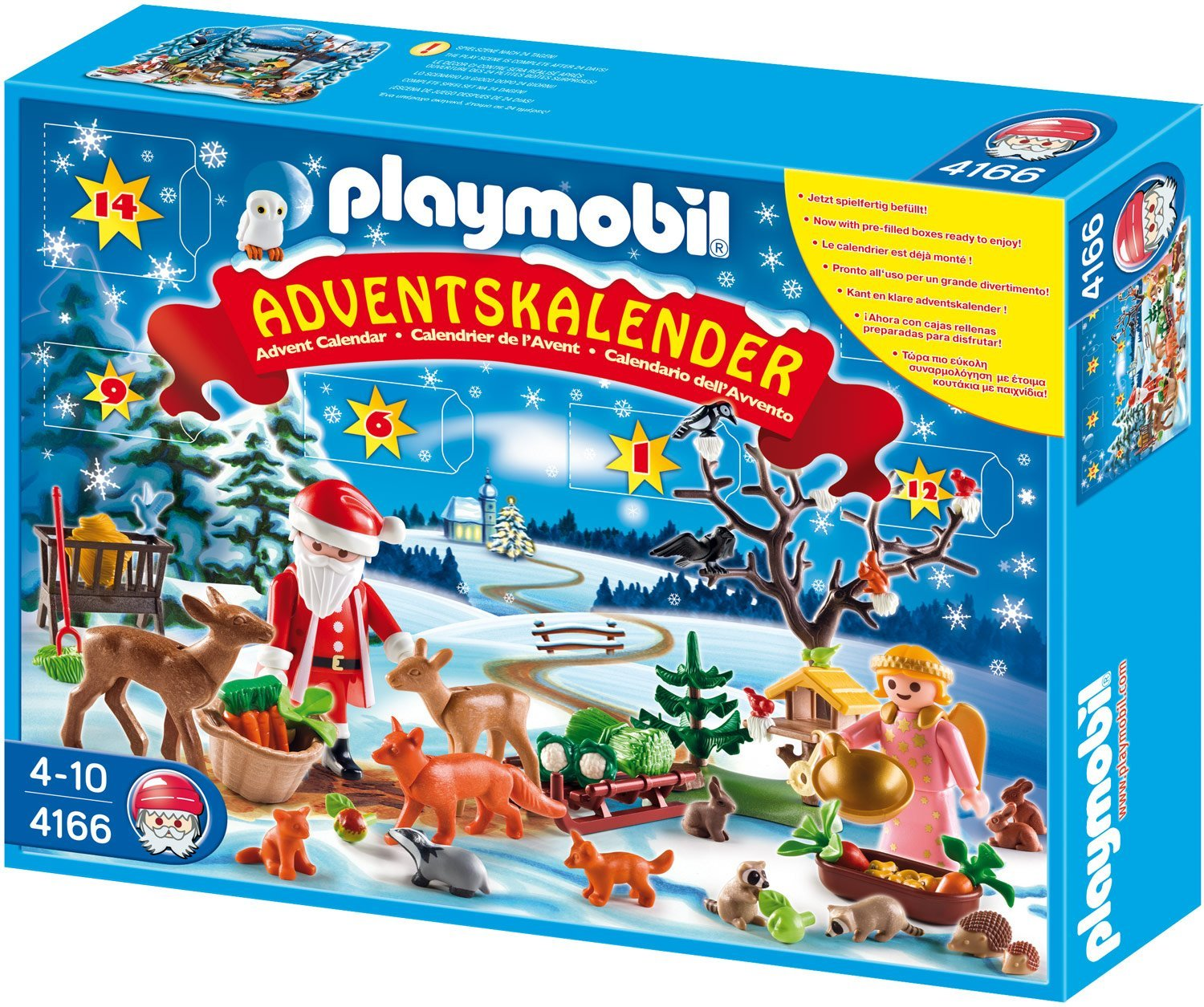 playmobil adventskalender mytoys
