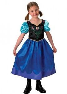 Eiskönigin Faschings-Kostüm