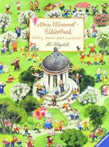Mein Wimmelbuch - Frühling, Sommer, Herbst und Winter