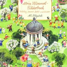 Wimmelbücher von Ali Mitgutsch und Rotraut Susanne Berner