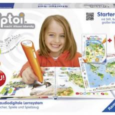 tiptoi Starter-Sets im Vergleich – tiptoi-Sets für Kinder ab 4 Jahren