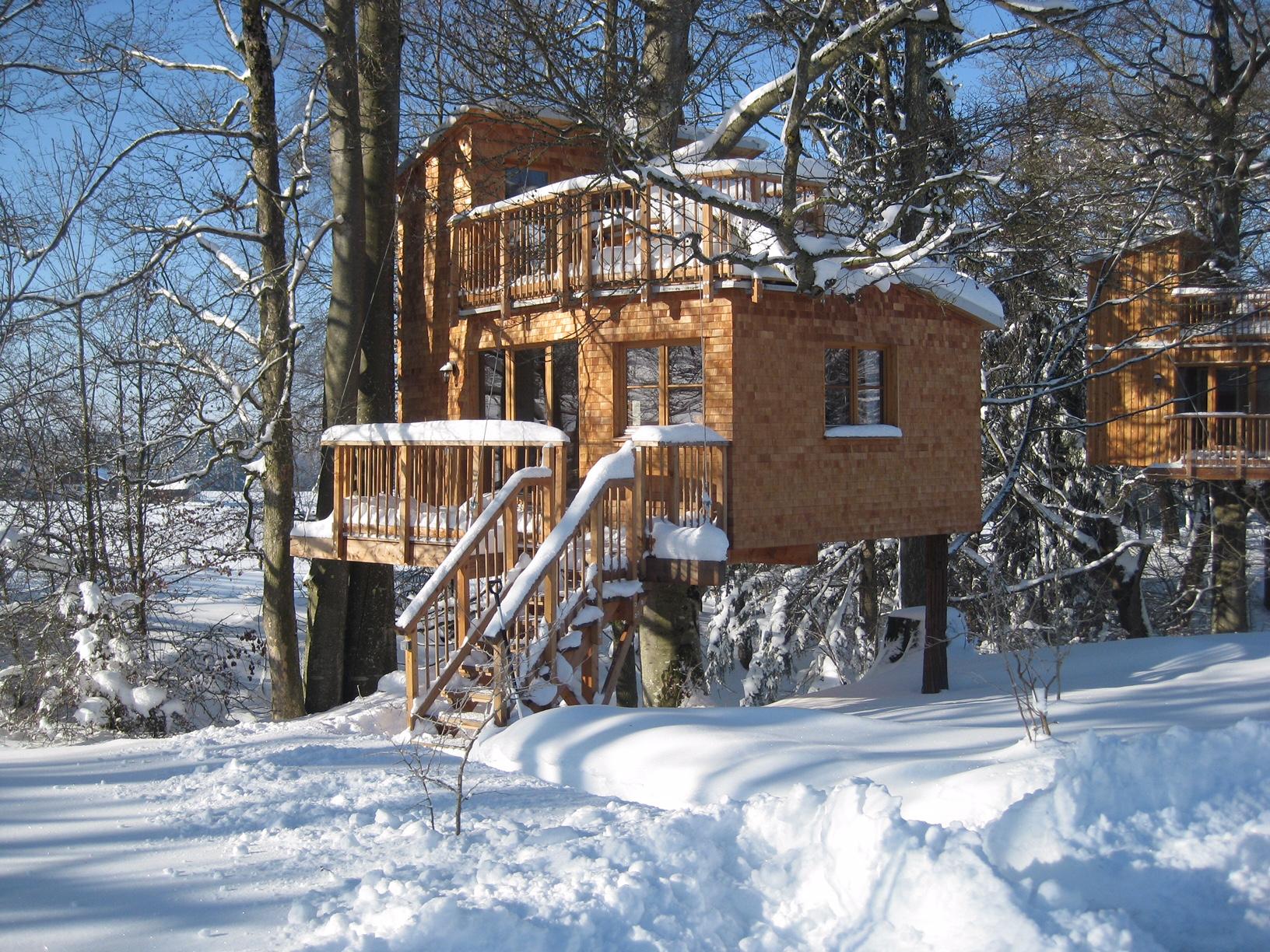Baumhaushotel Im Allgau Ein Bauernhof Erlebnis Fur Kinder Und Eltern