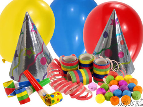 Party set kinder for Kinder party set
