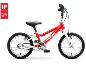 woom 2 Bike im 12 Zoll Kinderfahrrad Vergleich