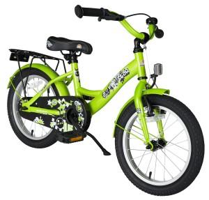 Bikestar im 16 Zoll Kinderfahrrad Vergleich