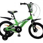 Kawasaki Dirt 16 Zoll Kinderfahrrad