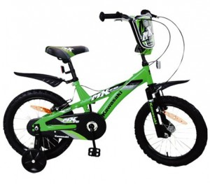 Kawasaki Dirt im 16 Zoll Kinderfahrrad Vergleich