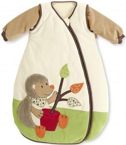 Sterntaler Isidor im Babyschlafsack Vergleich