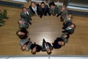Vorstandschaft Bunter Kreis SG