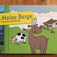 Meine Berge – Das Tourenbuch für Kinder im Praxis-Test