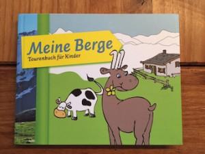 Meine Berge Tourenbuch für Kinder