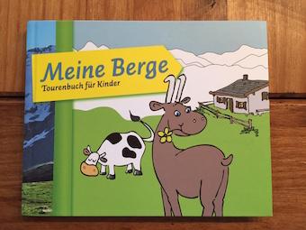 Meine Berge Das Tourenbuch F R Kinder Im Praxis Test