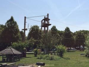 Sonnenhof Hochseilgarten