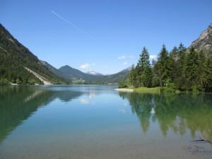 Heiterwanger See_Blick Richtung Kanal