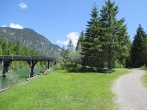 Heiterwanger See_Kanal