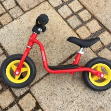 Puky Laufrad LR M im Praxis-Test – Kleiner Flitzer für kleine Racer