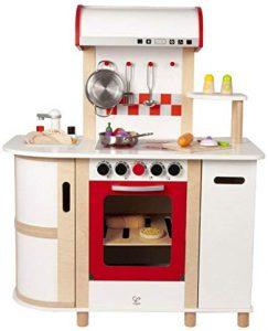 HAPE Küchentraum Spielküche im Holz-Kinderküchen Vergleich