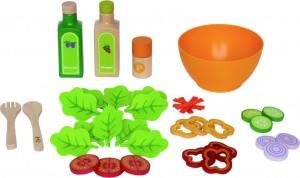 Hape Spielzeug Gartensalat-Set