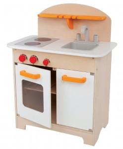Hape Gourmet-Küche im Holz-Kinderküchen Vergleich
