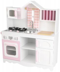 KidKraft Moderne Bauernküche im Holz-Kinderküchen Vergleich