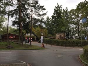 Wildpark Pforzheim Eingang