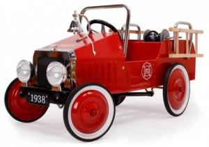 Baghera 1938 Tretauto Feuerwehr im Kinder-Tretauto Vergleich