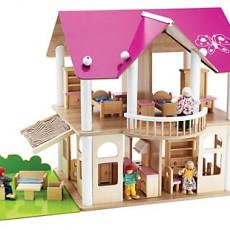 Holz-Puppenhaus Vergleich – Die besten Puppenstuben