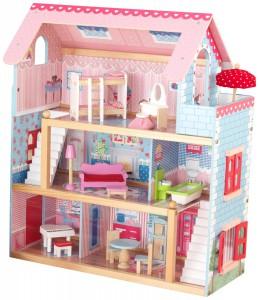 KidKraft Puppenhaus Chelsea im Holz-Puppenhaus Vergleich