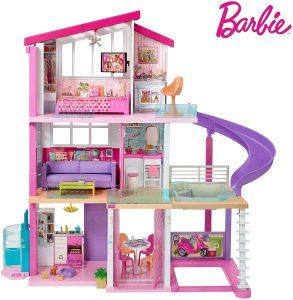 Mattel Barbie Traumvilla im Puppenhaus Vergleich