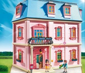 Playmobil Romantisches Spielhaus im Puppenhaus Vergleich
