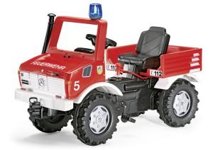 rolly Toys Feuerwehr im Kinder-Tretauto Vergleich