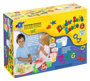 Feuchtmann Spielwaren Kinder Soft Knete Basic im Knete Vergleich