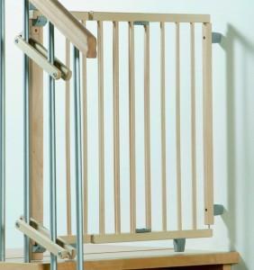 Geuther Schwenk Türschutzgitter im Treppenschutzgitter Vergleich