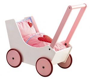HABA Puppenwagen Herzen im Puppenwagen-Vergleich
