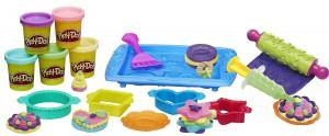 Hasbro Play-Doh Plätzchen Party im Knete Vergleich