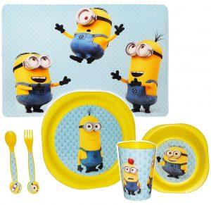 Minions Kindergeschirr_Minions Spielzeug