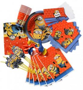 Minions Party-Set_Minions Spielzeug