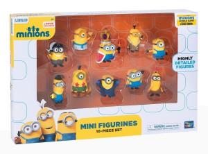 Minions Spielfiguren_Minions Spielzeug