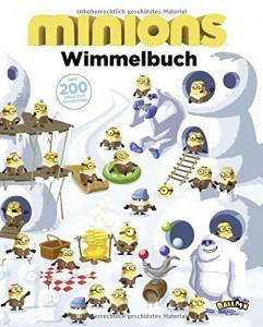 Minions Wimmelbuch_Minions Spielzeug