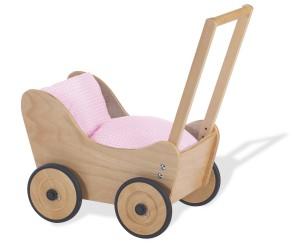 Pinolino Puppenwagen Sarah im Puppenwagen-Vergleich