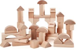 Brio Natur im Holzbausteine Vergleich