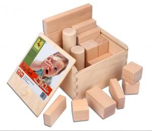CreaBLOCKS Baby-Pack im Holzbausteine Vergleich
