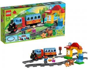 Lego Duplo Eisenbahn Starter Set im Spielzeugeisenbahn Vergleich