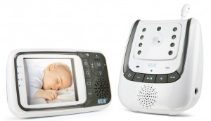 NUK Babyphone Eco Control im Babyphone Vergleich