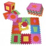 Prinzbert Formen im Puzzlematte-Vergleich