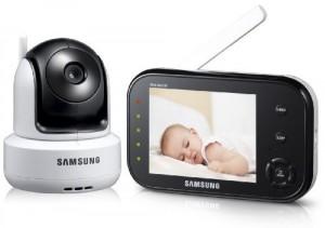 Samsung SEW-3037 Baby Monitoring System im Babyphone Vergleich