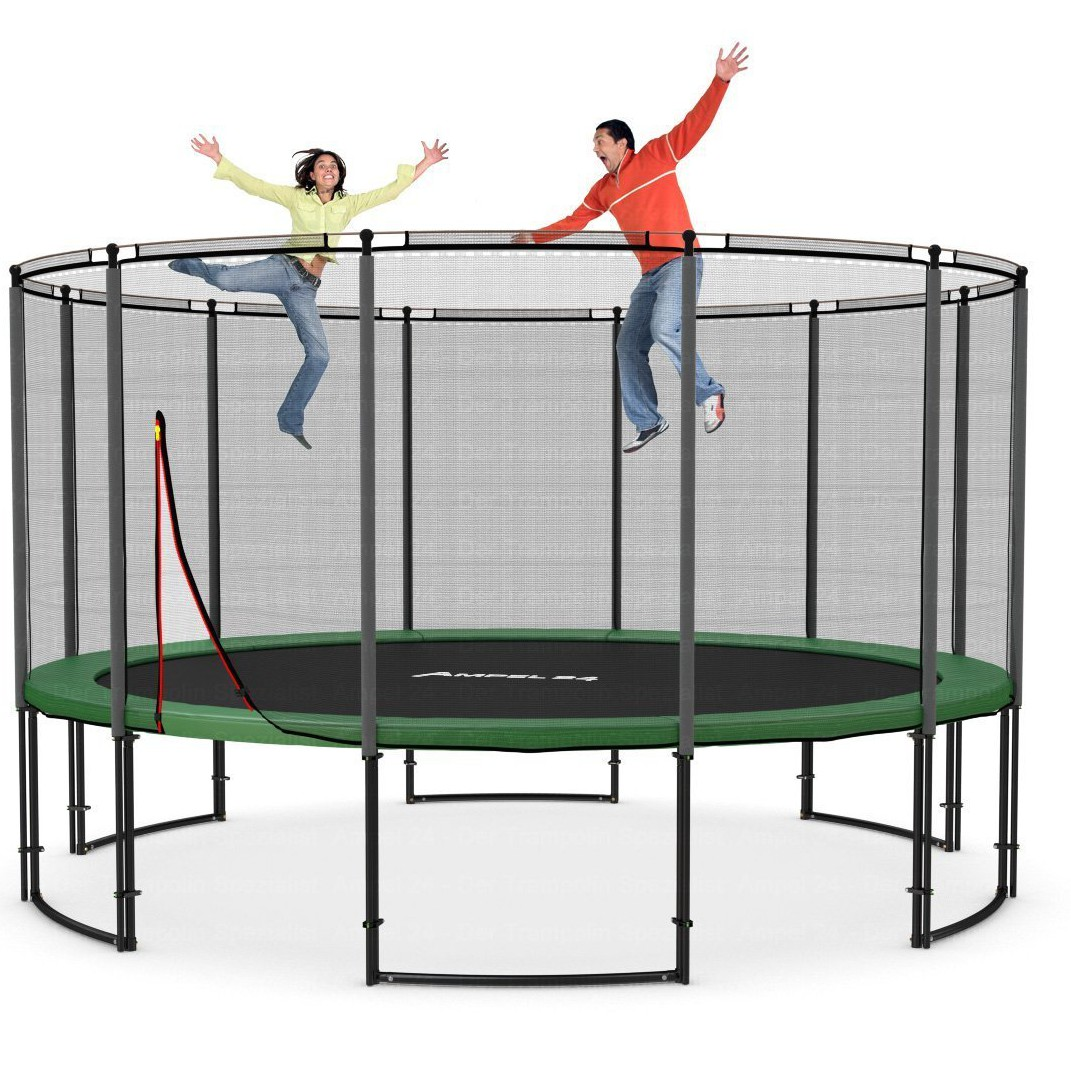 trampolin hudora 300 fabulous xft rectangle trampoline. Black Bedroom Furniture Sets. Home Design Ideas