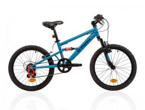 Decathlon B'Twin Racingboy 520 FS Fully im 20 Zoll Kinderfahrrad Vergleich