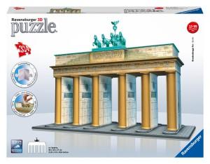 Ravensburger Brandenburger Tor-Berlin 3D Puzzle